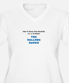 Fake TV Shows Series: THE BULLDOG BUNCH T-Shirt