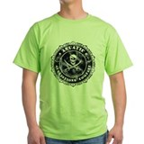 Pirate Green T-Shirt