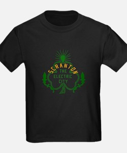 Scranton Electric City Shamrock T
