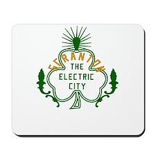 Scranton Electric City Shamrock Mousepad
