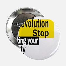 """Start a revolution 2.25"""" Button"""