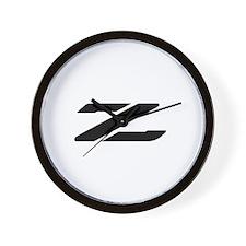 300ZX Wall Clock