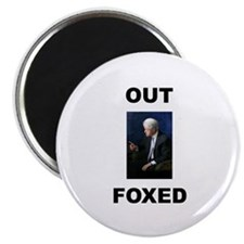 Bill Clinton Outfoxed Magnet