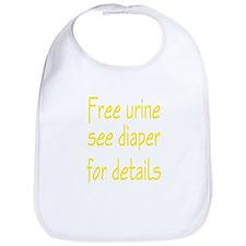 Free Urine Bib