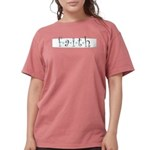 Faith Womens Comfort Colors Shirt