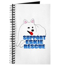 Support Eskie Rescue Journal