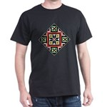 Folk Design 1 Dark T-Shirt