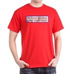 NOT NEGOTIABLE Dark T-Shirt