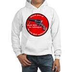 NOT NEGOTIABLE Hooded Sweatshirt