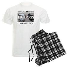 Run with Big Dogs - Labs Pajamas
