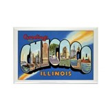 Chicago illinois greetings 10 Pack