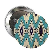 "NativeChieftain Pattern 2.25"" Button (10 pack"