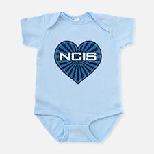 NCIS Heart Infant Bodysuit