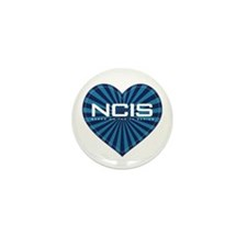 NCIS Heart Mini Button (10 pack)