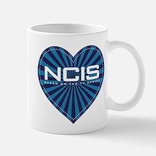 NCIS Heart Mug