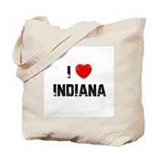 I * Indiana Tote Bag