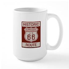 Ludlow Route 66 Mug