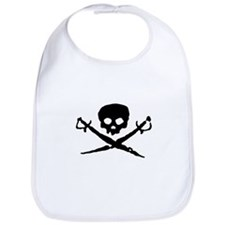 Jolly Roger Pirate Bib