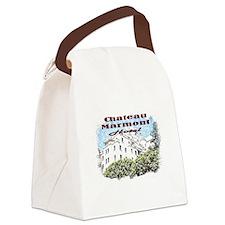 Unique Californian Canvas Lunch Bag