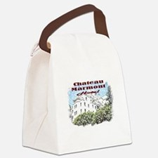 Unique Los angeles Canvas Lunch Bag