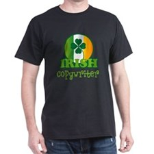 Irish Copywriter St Patricks T-Shirt