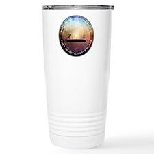 Putt Plastic In Its Place Travel Mug