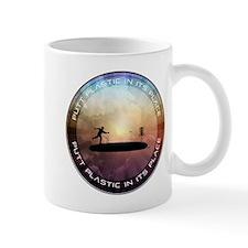 Putt Plastic In Its Place Mug
