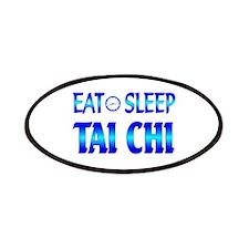 Eat Sleep Tai Chi Patches