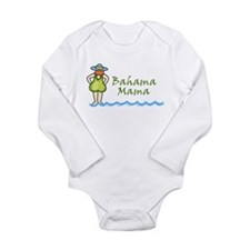 Bahama Mama Long Sleeve Infant Bodysuit