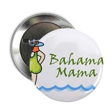 "Bahama Mama 2.25"" Button"