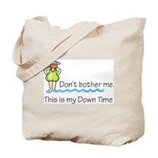 Don;t Bother Me Tote Bag