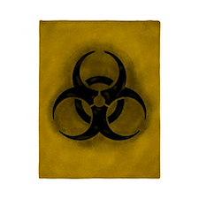 Zombie Biohazard Twin Duvet