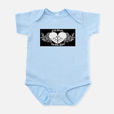Till death do us part Infant Bodysuit