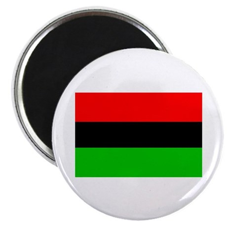 African-American Flag Magnet