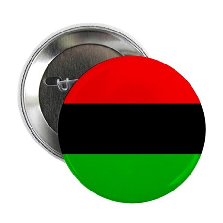 African-American Flag Total Button