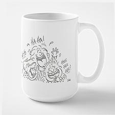 Laughers Mug Large Mug