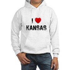 I * Kansas Hoodie