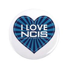 "I Love NCIS 3.5"" Button"