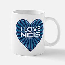 I Love NCIS Mug