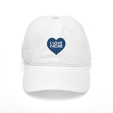 I Love NCIS Baseball Cap