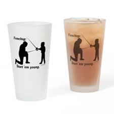 Young Drinking Glass
