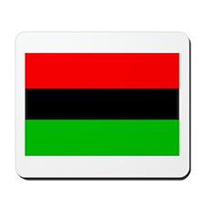 African-American Flag Mousepad