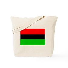 African-American Flag Tote Bag
