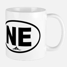 Nebraska Chimney Rock Mug