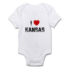 I * Kansas Infant Bodysuit