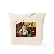 Santa's Bolognese Tote Bag