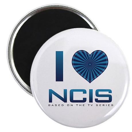 """I Heart NCIS 2.25"""" Magnet (10 pack)"""