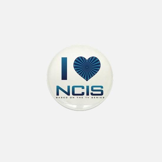 I Heart NCIS Mini Button (100 pack)