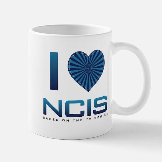 I Heart NCIS Mug