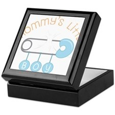 Mommy's Little Boy Keepsake Box